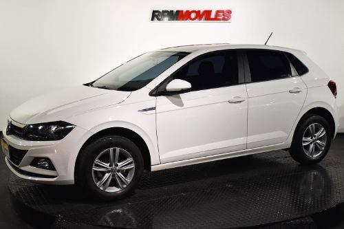 Volkswagen Polo Comfortline 1.6 Manual 5p 2018 Rpm Moviles