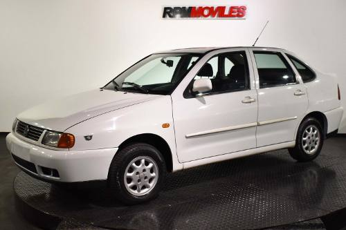 Volkswagen Polo Classic 1.9 Sd Diesel 1996 Rpm Moviles