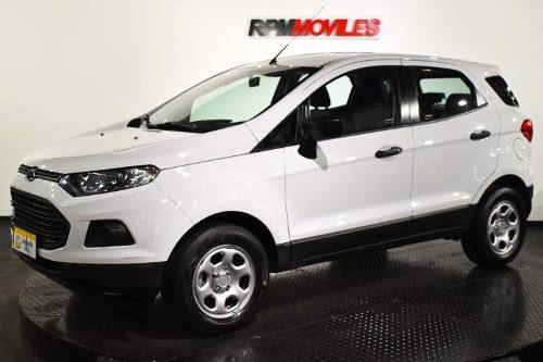 Ford Ecosport 1.6 S Manual 2016 Rpm Moviles
