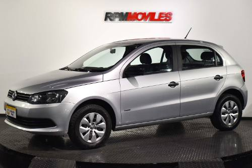 Volkswagen Gol Trend Pack I 5p 2014 Rpm Moviles