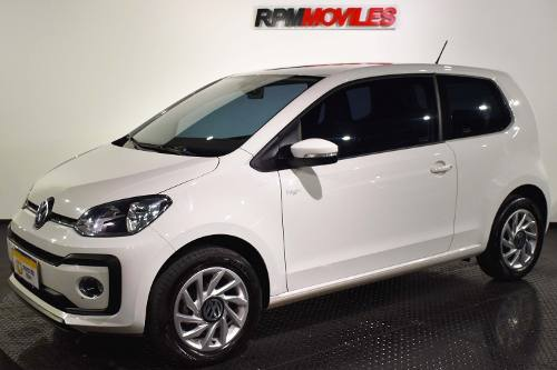 Volkswagen Up! 1.0 High Up! 75cv 3 P 2017 Rpm Moviles