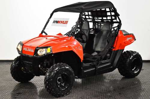 Cuatriciclo Polaris Ranger Rzr 170 2012 Rpm Moviles