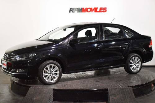 Volkswagen Polo Comfortline 1.6 4p Indio 2017 Rpm Moviles