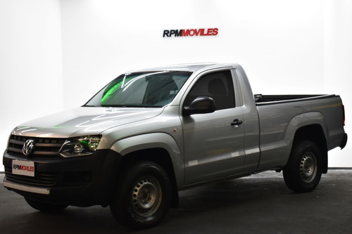 Volkswagen Amarok Cabina Simple Tdi  4×2 Starline 2015 Rpm