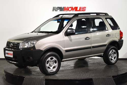 Ford Ecosport 1.6 Xls 2012 Rpm Moviles