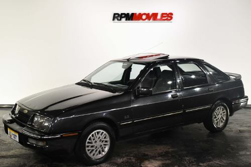 Ford Sierra Ghia 2.3 Sx 1992 Rpm Moviles