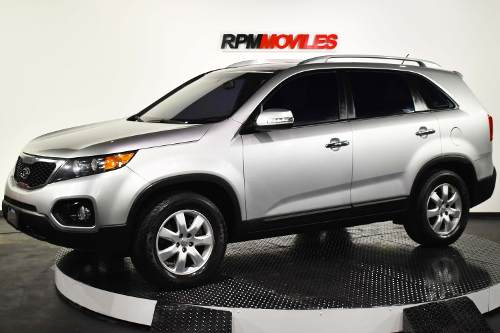 Kia Sorento 2.4 Ex Premium 4×4 At Cuero 2012 Rpm Moviles
