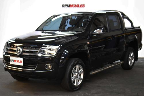 Volkswagen Amarok Highline Pack Manual 4×2 2012 Rpm Moviles