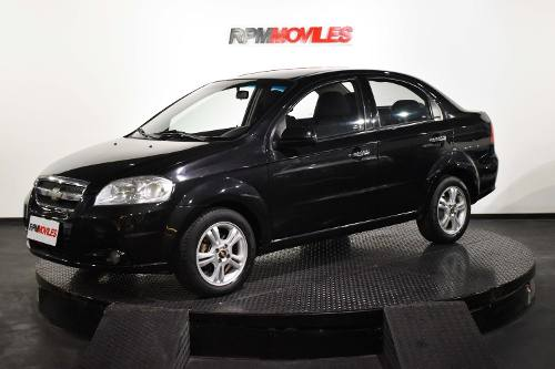 Chevrolet Aveo Lt 1.6 2010 Rpm Moviles