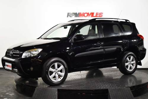 Toyota Rav4 2.4 4×4 At 2008 Rpm Moviles