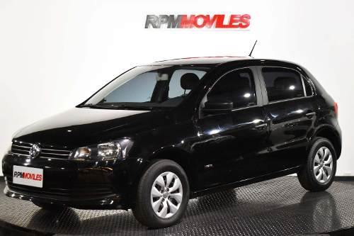 Volkswagen Gol Trend Pack I 1.6 5p 2014 Rpm Moviles