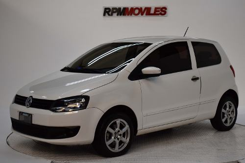 Volkswagen Fox 1.6 Comfortline 3p Manual 2014 Rpm Moviles