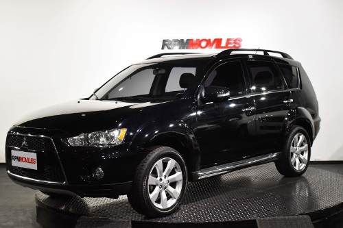 Mitsubishi Outlander 2.4 Gls 170cv At C/t 2013 Rpm Moviles