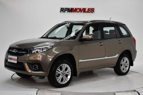 Chery Tiggo 3 Comfort 4×2 Manual 1.6 2018 Rpm Moviles