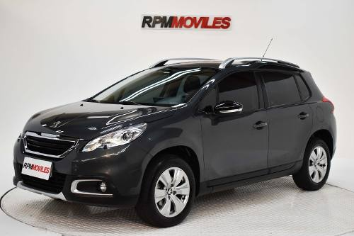 Peugeot 2008 Allure 2018 Rpm Moviles