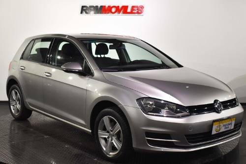 Volkswagen Golf 1.6 Trendline 2015 Rpm Moviles