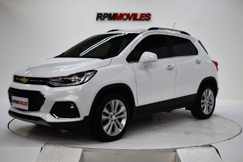 Chevrolet Tracker Ltz+ 1.8 At Cuero Awd Ln 2017 Rpm Moviles
