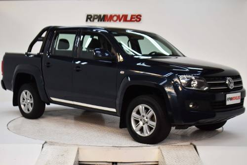 Volkswagen Amarok Tdi 180cv 4×4 Trendline At 2016 Rpm Movile