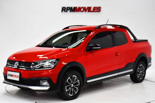 Volkswagen Saveiro Cross Doble Cabina Manual 2017 Rpm