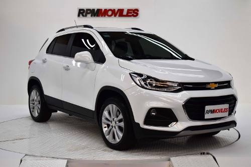 Chevrolet Tracker 1.8 Ltz+ At 2017 Rpm Moviles