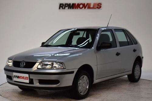Volkswagen Gol 1.4 Power Aa Dh 5 P 2004 Rpm Moviles