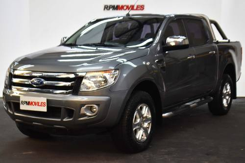 Ford Ranger 3.2 Xlt Doble Cabina 4×2 Manual 2015 Rpm Moviles