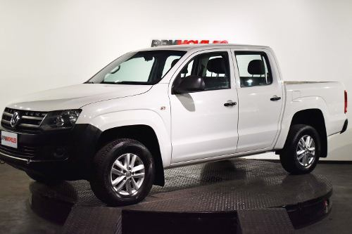 Volkswagen Amarok Tdi 4×4 Starline Manual 2015 Rpm Moviles