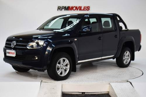 Volkswagen Amarok Trendline At 4×4 2016 Rpm Moviles