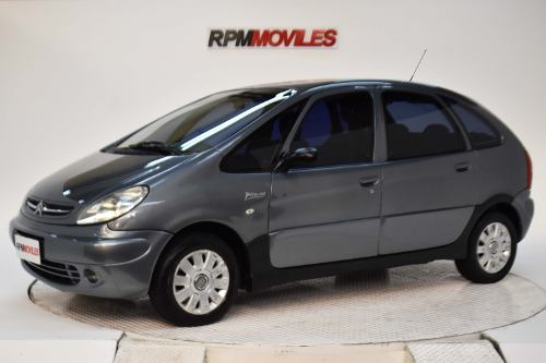 Citroen Picasso 2.0 Exclusive 2007 Rpm Moviles