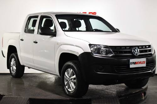 Volkswagen Amarok Tdi 4 U00d74 Starline Manual 2015 Rpm Moviles