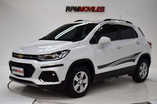 Chevrolet Tracker Ltz + 4×4 At Ln 2017 Rpm Moviles