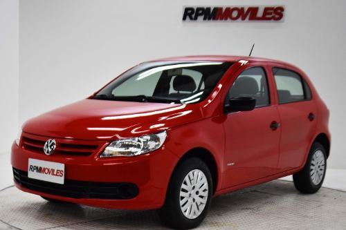 Volkswagen Gol Trend Pack 1 Plus Aa Dh  5p 2011 Rpm Moviles