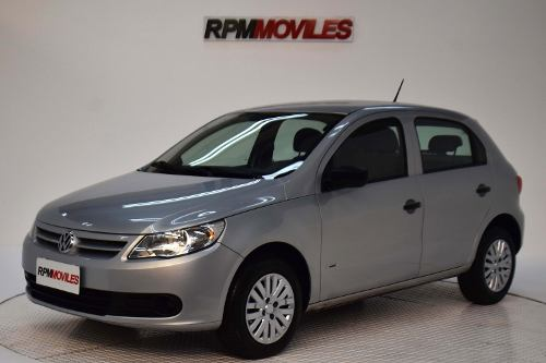 Volkswagen Gol Trend Pack I 1.6 5p 2009 Rpm Moviles