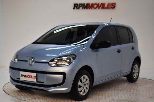 Volkswagen Up 1.0 Take 5 Puertas 2015 Rpm Moviles