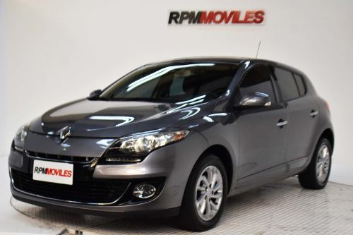 Reunault Megane 3 2.0 Luxe Manual 2012 Rpm Moviles