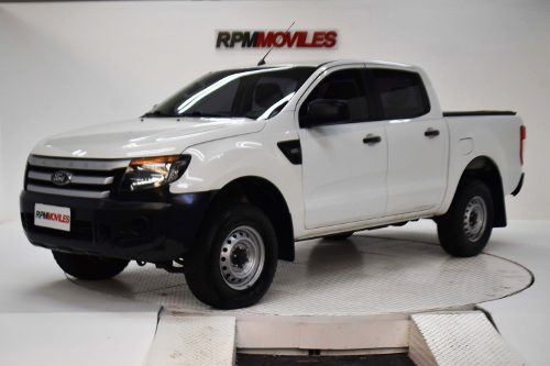 Ford Ranger Xl Safety C/doble 4×2 2014 Rpm Moviles