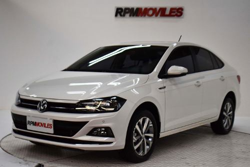 Volkswagen Virtus Highline Automatico 1.6 2018 Rpm Moviles
