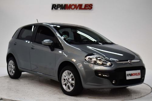 Fiat Punto 1.4 Attractive Top Tela Manual 2014 Rpm Moviles