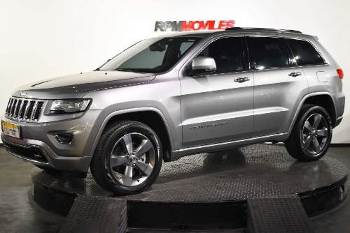 Jeep Grand Cherokee Overland At Cuero 4×4 Dvd 16 Rpm Moviles