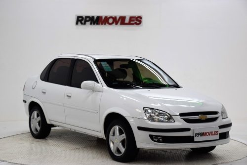 Chevrolet Classic 1.4 Ls Pack 4p 2016 Rpm Moviles