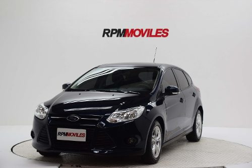 Ford Focus Iii 1.6 S 2013 Rpm Moviles