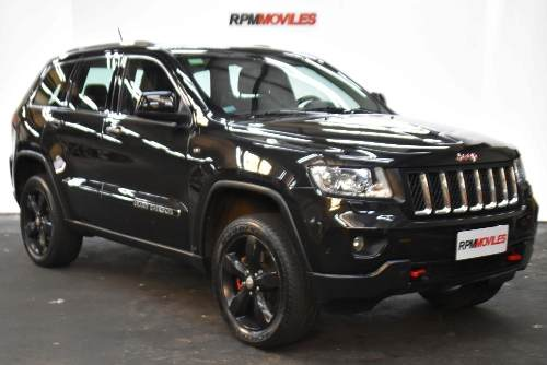 Jeep Grand Cherokee 3.6 Limited 286hp Atx 2013 Rpm Moviles