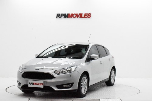 Ford Focus 1.6 S 5p Manual 2016 Rpm Moviles