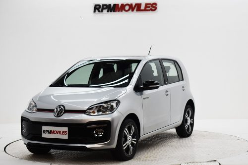 Volkswagen Up Pepper 1.0 Tsi Mt 5p 2019 Rpm Moviles