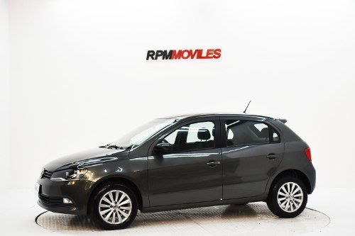 Volkswagen Gol Trend Pack 3 1.6 5p 2013 Rpm Moviles