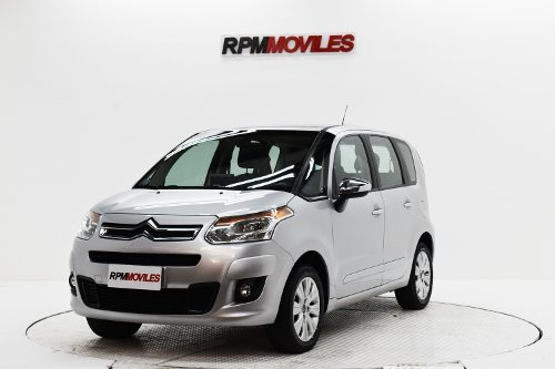 Citroen C3 Picasso 1.6 Exclusive Pack Myway 2014 Rpm Moviles