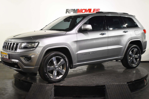 Jeep Grand Cherokee 3.6 Overland 286hp At 2016 Rpm Moviles
