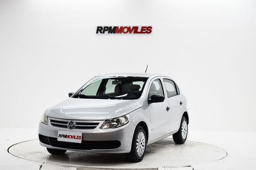 Volkswagen Gol Trend Pack I Plus 5p 2012 Rpm Moviles