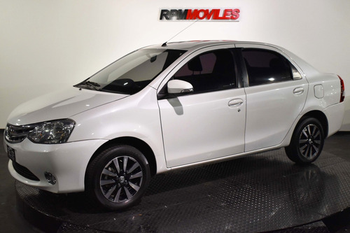 Toyota Etios 1.5 Platinum 4 P 2016 Rpm Moviles