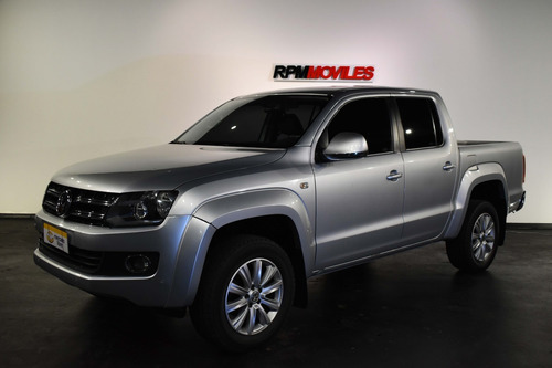 Volkswagen Amarok 2.0tdi 180 4×4 Highline 2015 Rpm Anticipo